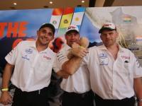 20161231:Asunsion-Paraguay: TEAM RIWALD READY FOR THE DAKAR 2017