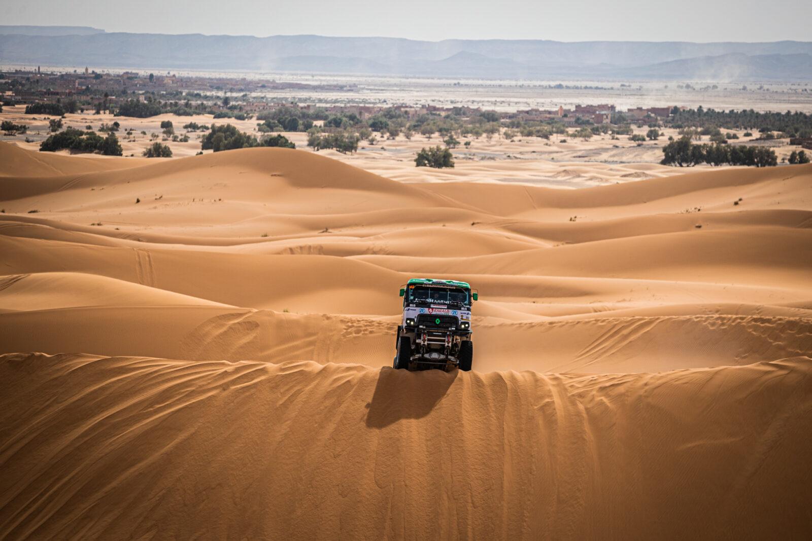 Rallye du Maroc - Stage 2