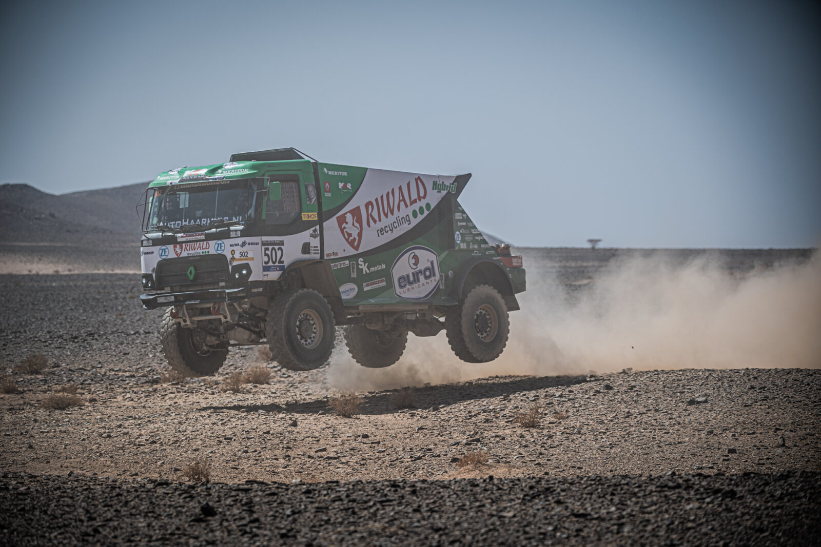 Rallye du Maroc - Stage 4