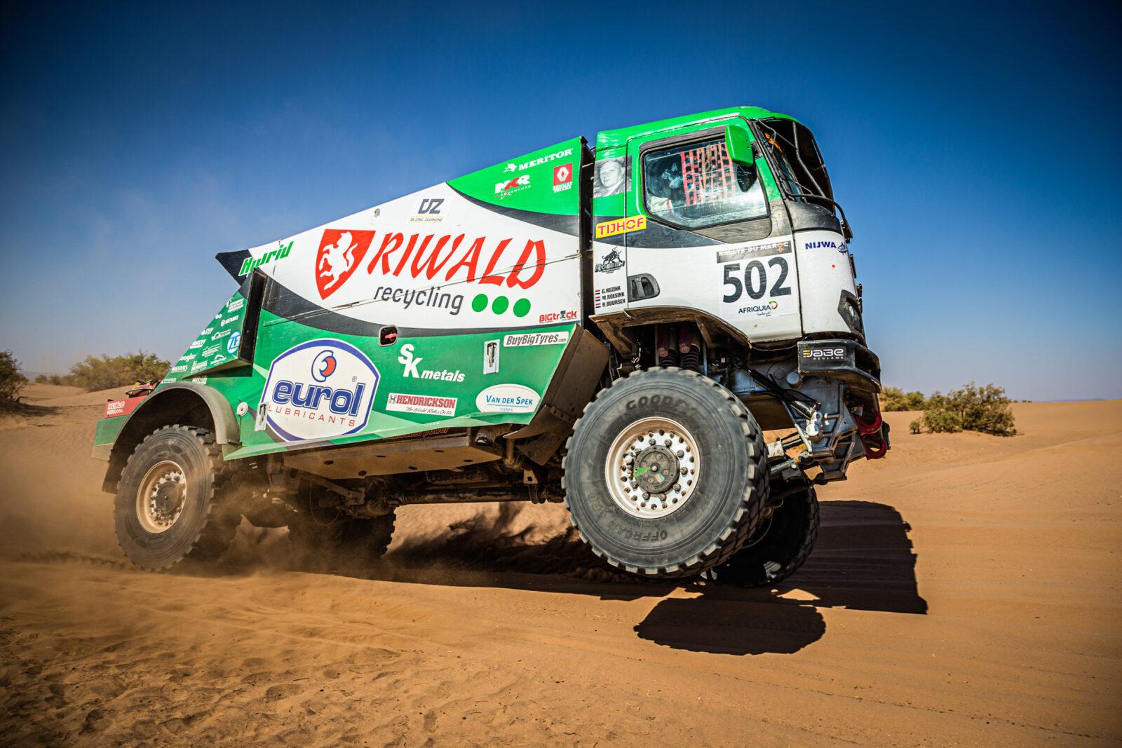 Rallye du Maroc - Stage 5